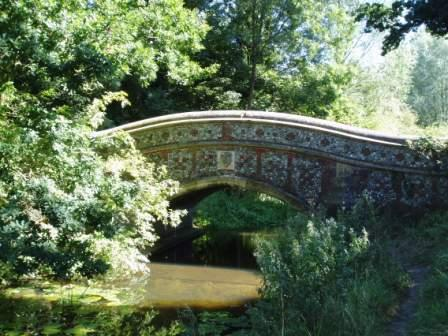 Knettishall Heath Bridge