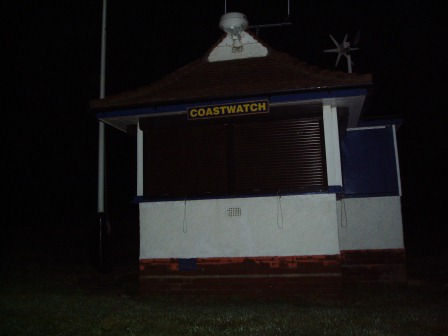 The Coastwatch Station near Sheringham