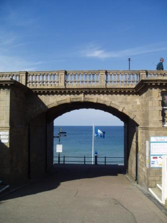 The Gateway to Sheringham Beach