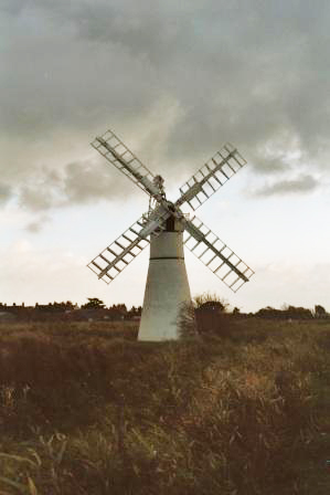 Thurne Dyke Windpump