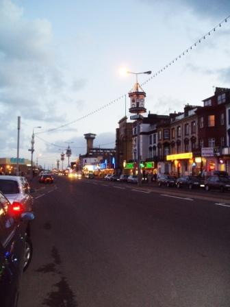 Great Yarmouth's Golden Mile